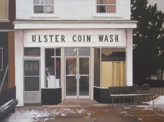 Ulster Coin Wash, Toronto