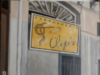 Clips Hair Salon, Olot, Spain