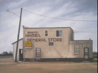 General Store, Fannystelle, Manitoba