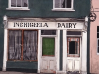 Inchigeela Dairy, Cork, Ireland