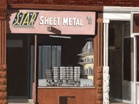 Star Sheet Metal, Dundas St., Toronto